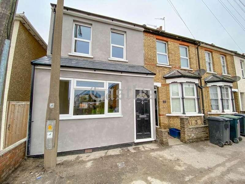 3 Bedrooms Property for sale in Sewardstone Street, Waltham Abbey, Essex, EN9