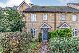 4 Bedrooms Terraced House for sale in Freshland Road, Maidstone, Kent