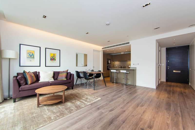 2 Bedrooms Apartment Flat for rent in Cashmere House, Goodman's Fields, Aldgate, E1