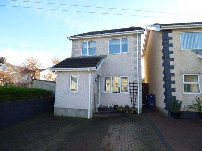 3 Bedrooms Detached House for sale in New Park Close, Holyhead, Sir Ynys Mon, LL65