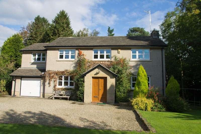 4 Bedrooms Detached House for rent in Woodlands, Lodge Lane, Melling, LA6 2RE