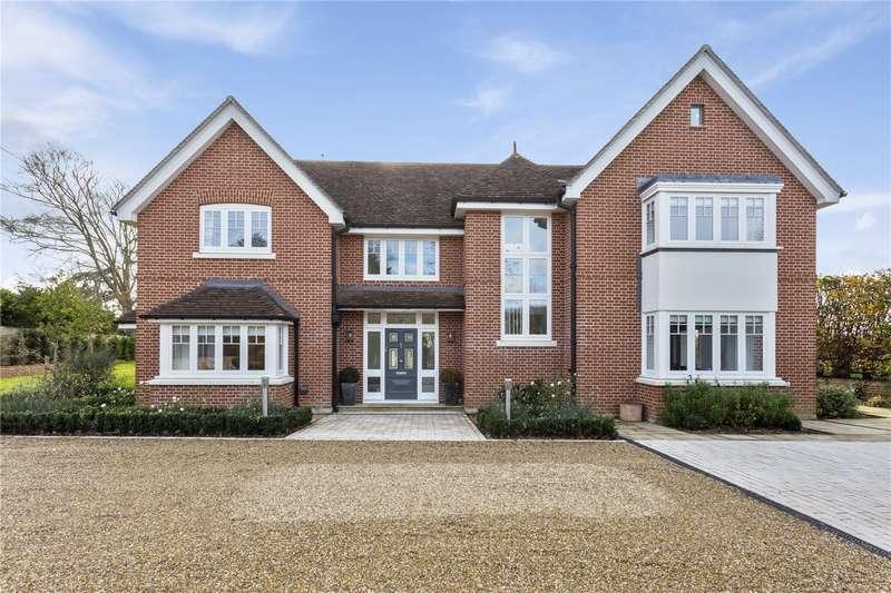 5 Bedrooms Detached House for sale in Albourne Road, Hurstpierpoint, Hassocks, West Sussex, BN6