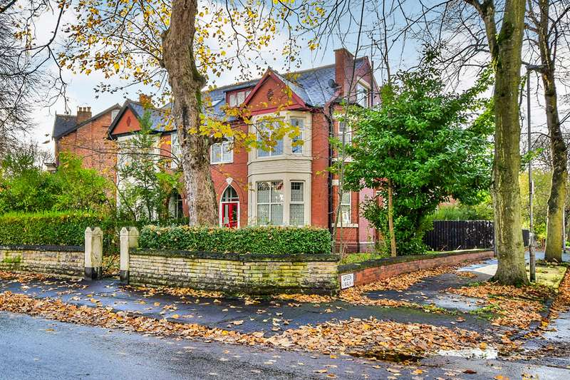 4 Bedrooms Semi Detached House for sale in Wood Road, Manchester, Greater Manchester, M16