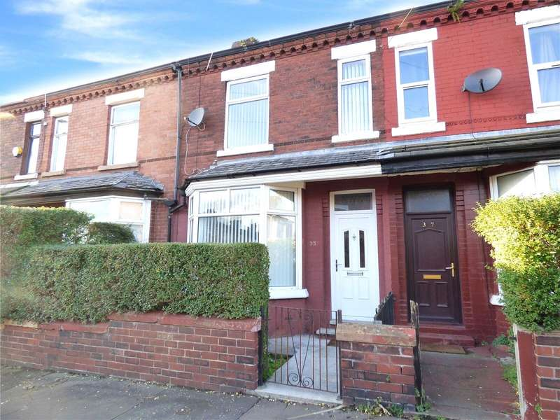 3 Bedrooms Terraced House for rent in Amos Street, Manchester, M9