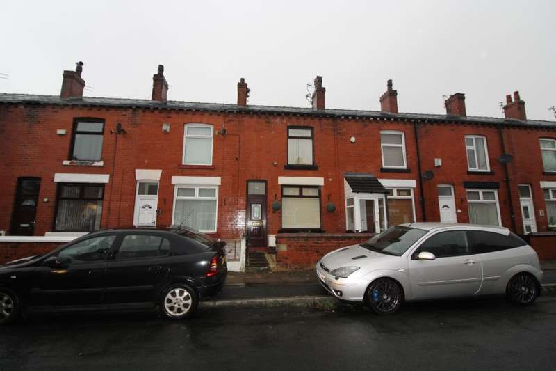 2 Bedrooms Terraced House for sale in 15 Cromer Avenue, Bolton, Greater Manchester