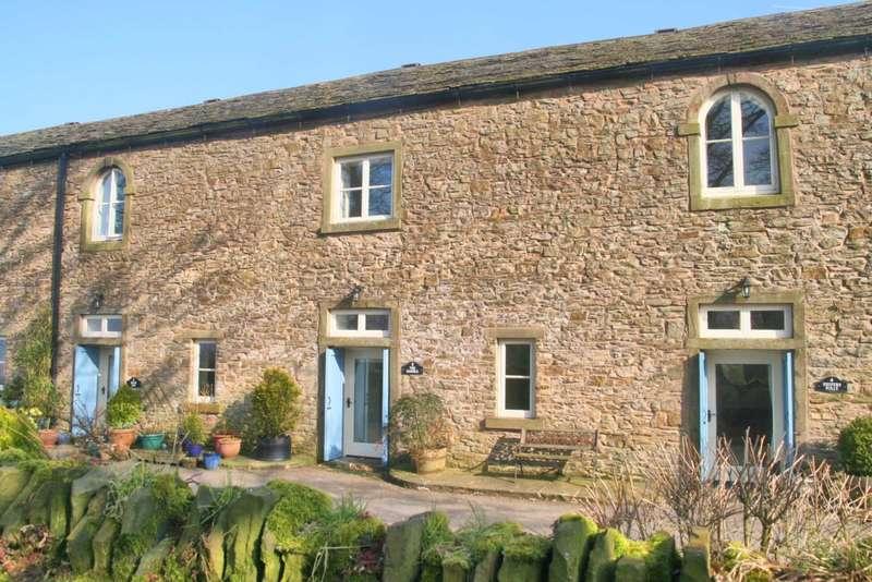 2 Bedrooms Terraced House for rent in Birchencliffe Farm, Pott Shrigley