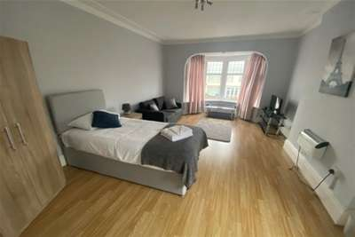 1 Bedroom Studio Flat for rent in Watson Road, Blackpool **AVAILABLE WITH ZERO DEPOSIT**