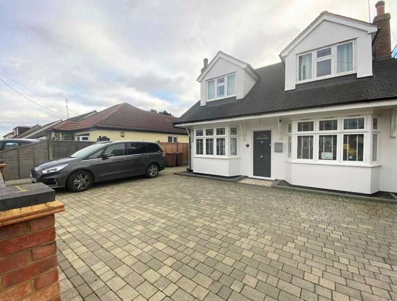 3 Bedrooms Detached House for sale in Hatch Road, Brentwood