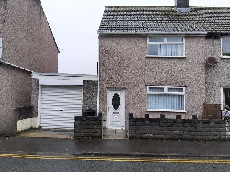 2 Bedrooms Semi Detached House for rent in Penydre, NEATH