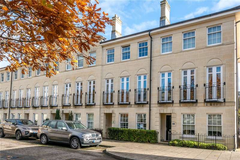 4 Bedrooms Town House for rent in Horstmann Close, Bath, BA1