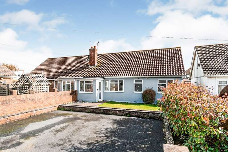 3 Bedrooms Semi Detached Bungalow for sale in Shaw Close, Bognor Regis, PO22