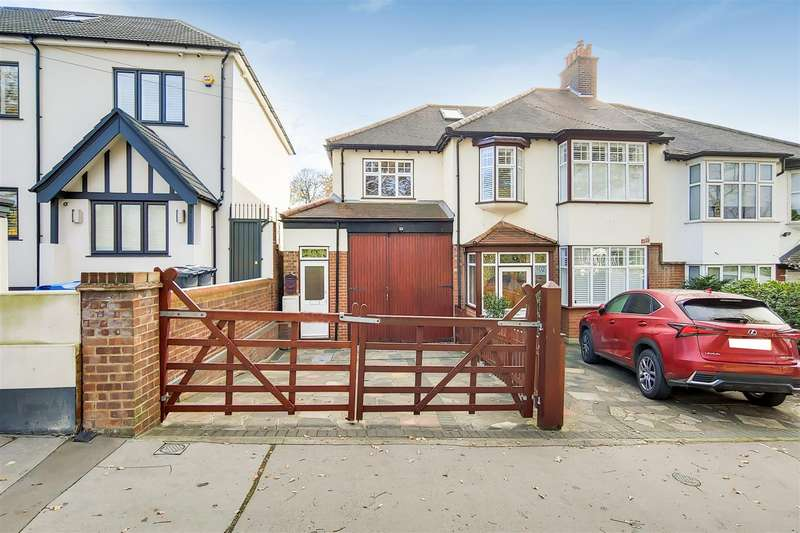 2 Bedrooms End Of Terrace House for sale in Norbury Hill, Streatham