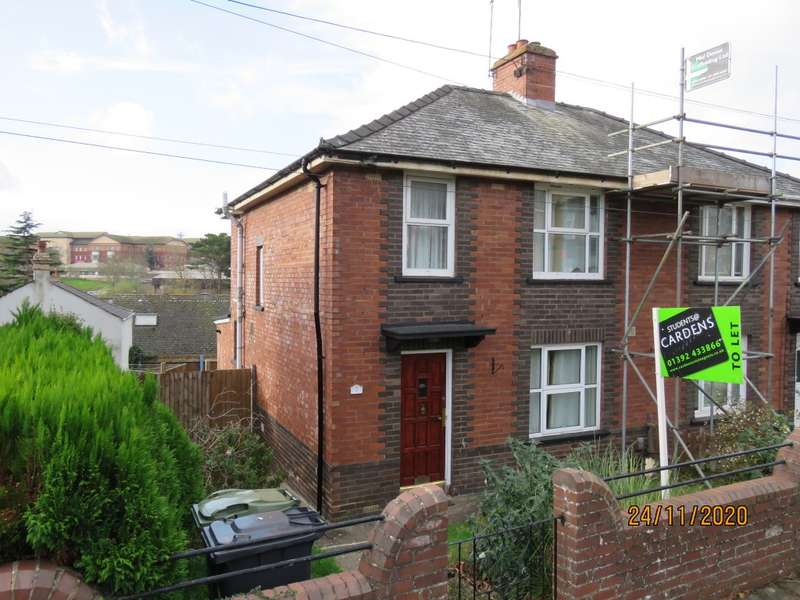 3 Bedrooms House for rent in Hoker Road, Exeter
