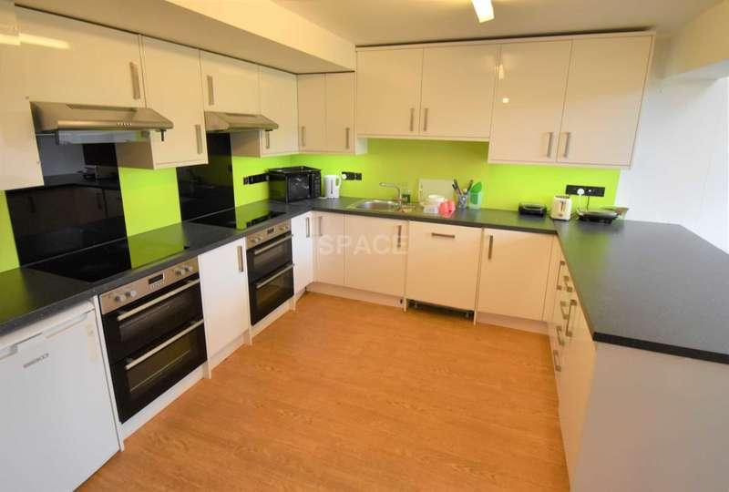 7 Bedrooms Semi Detached House for rent in Hillside Court, Allcroft Road, Reading, Berkshire, RG1 5DJ