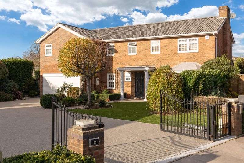 5 Bedrooms Property for sale in Harton Close, Bromley, Bromley
