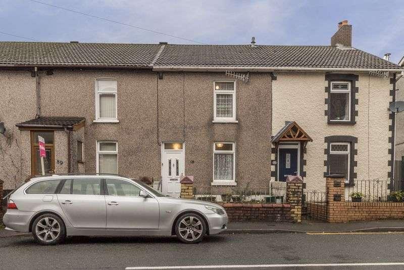 2 Bedrooms Property for sale in High Street Cross Keys, Newport
