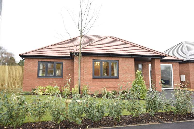 2 Bedrooms Semi Detached Bungalow for sale in COMING SOON - Yew Trees, CORSE, Glos, GL19