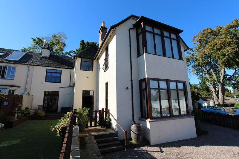 4 Bedrooms End Of Terrace House for sale in 66 Midmills Road, Crown, Inverness, IV2 3QL
