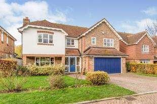 4 Bedrooms Detached House for sale in Exton Garden, Weavering, Maidstone, Kent