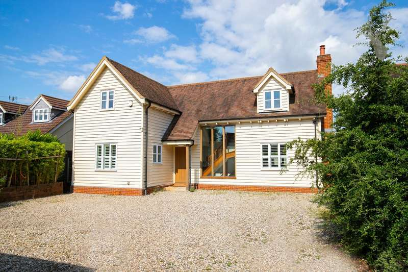 4 Bedrooms Detached House for rent in Down Hall Road, Matching Green, Harlow