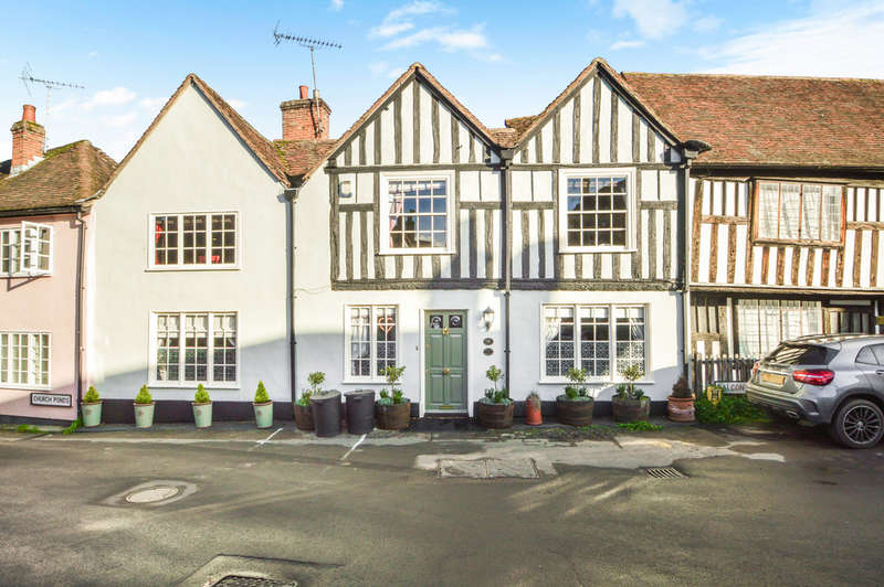 4 Bedrooms House for sale in Falcon Square, Castle Hedingham