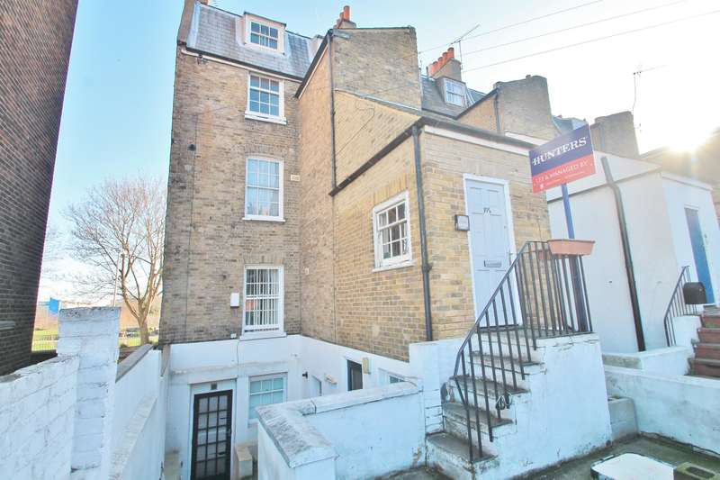 2 Bedrooms Flat for rent in Milton Place, Gravesend, DA12 2BT