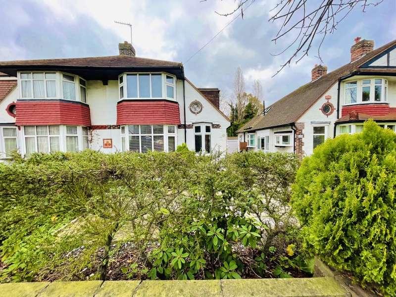4 Bedrooms Semi Detached House for sale in Links Way, Beckenham