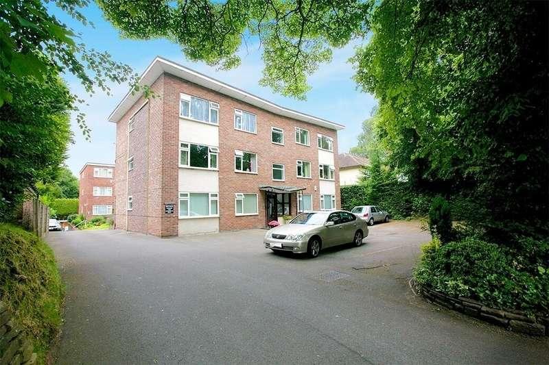 2 Bedrooms Flat for rent in Prestbury Road, Macclesfield, SK10