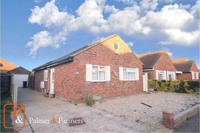 2 Bedrooms Bungalow for sale in Carters Close, Clacton-on-Sea