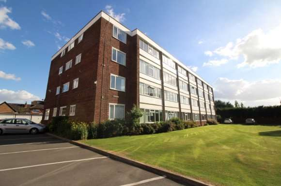 2 Bedrooms Flat for rent in The Poplars, Rectory Road, West Bridgford, NG2