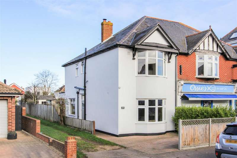 3 Bedrooms Semi Detached House for sale in Tankerton Road, Whitstable