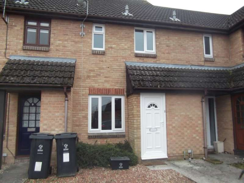 2 Bedrooms Terraced House for rent in Middleleaze, Swindon