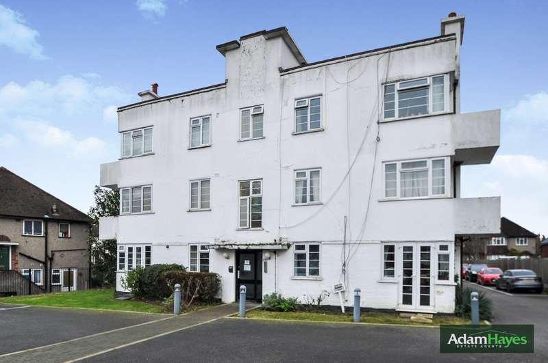 2 Bedrooms Flat for sale in Beech Lawns, Torrington Park, N12