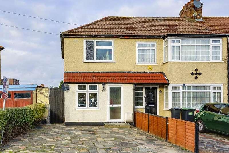 2 Bedrooms Terraced House for sale in The Loning, Enfield, London, EN3