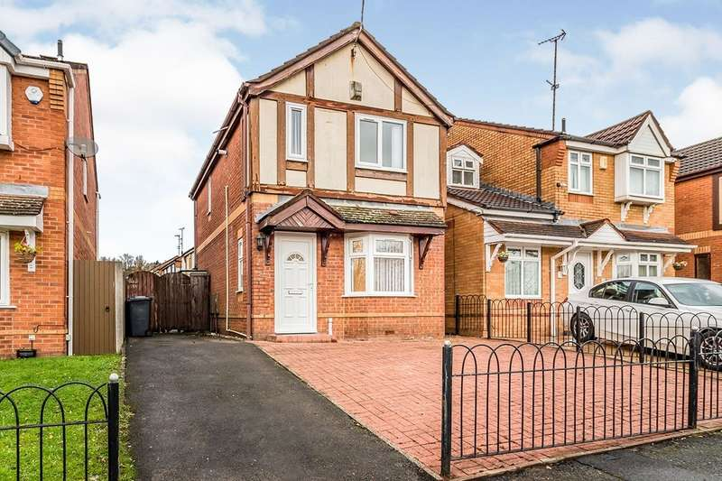 3 Bedrooms Detached House for sale in Lower Seedley Road, Salford, Greater Manchester, M6