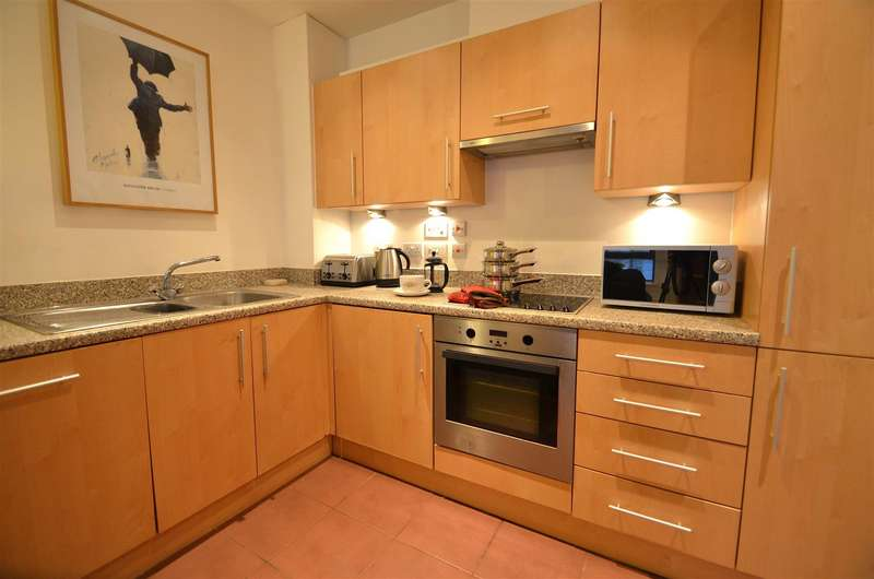 1 Bedroom Apartment Flat for rent in The Hicking Building, Queens Road