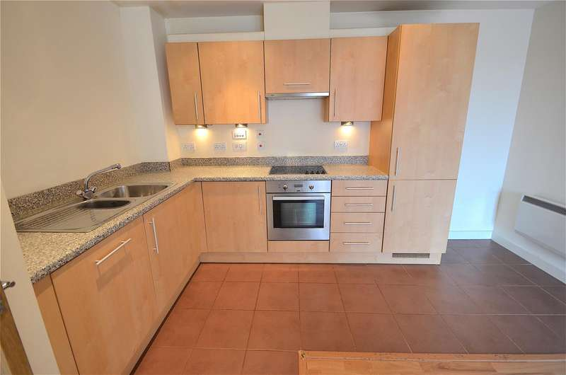 2 Bedrooms Apartment Flat for rent in The Hicking Building, Queens Road