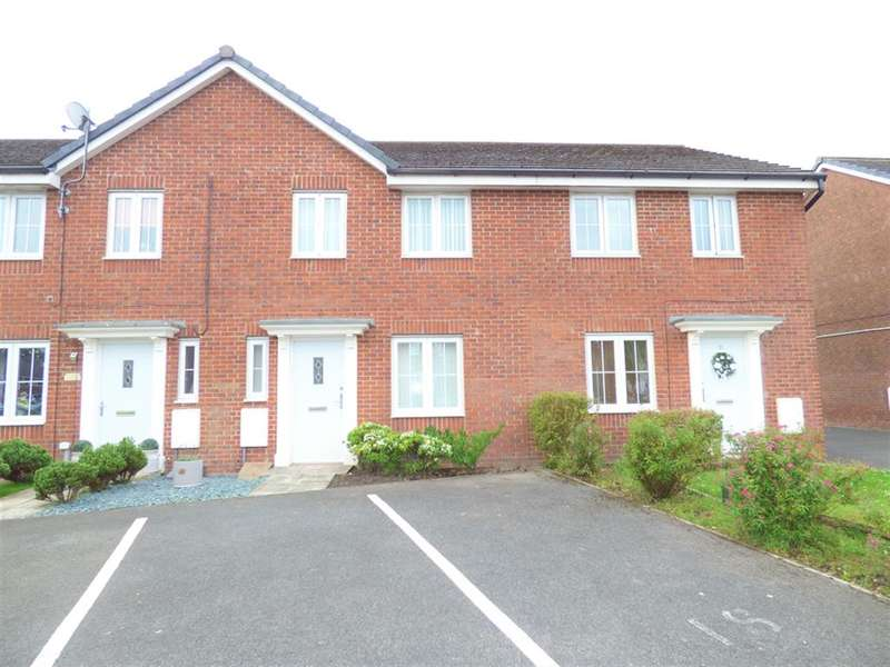 3 Bedrooms Terraced House for sale in Weavers Avenue, Frizington, CA26 3AT