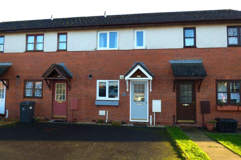2 Bedrooms Terraced House for rent in Shankly Road, Carlisle, CA2 5SL