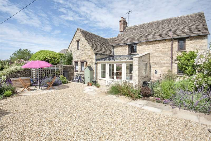 3 Bedrooms House for sale in Ampney Crucis, Ampney Crucis, Cirencester, GL7