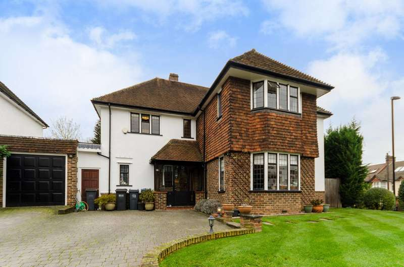 5 Bedrooms House for sale in Witherby Close, Croydon, CR0