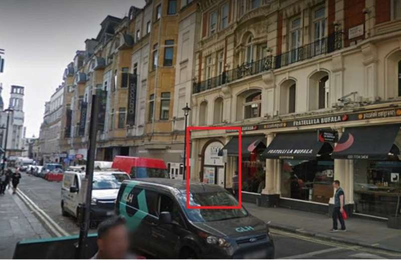 Restaurant Commercial for rent in Shaftesbury Avenue, London, W1D