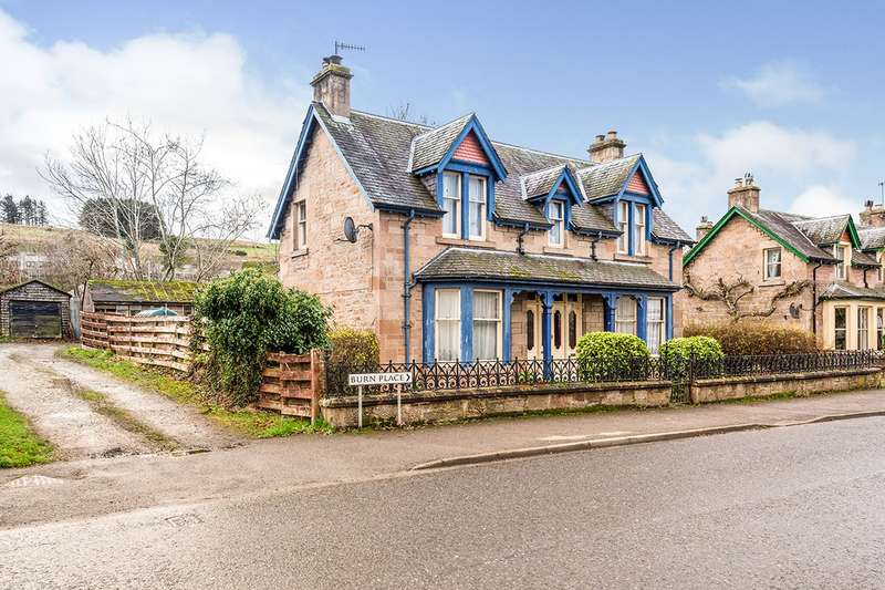 4 Bedrooms Detached House for sale in Burn Place, Dingwall, Highland, IV15