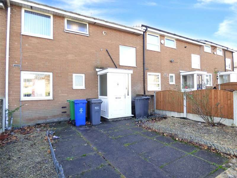 3 Bedrooms Town House for rent in Waterson Avenue, Moston, Manchester, M40