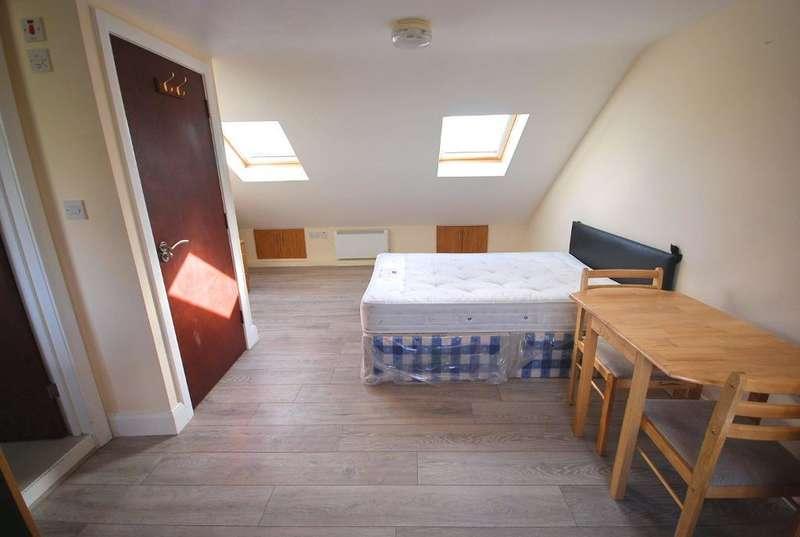 1 Bedroom Studio Flat for rent in CENTRAL ROAD, WEMBLEY, MIDDLESEX, HA0 2LJ