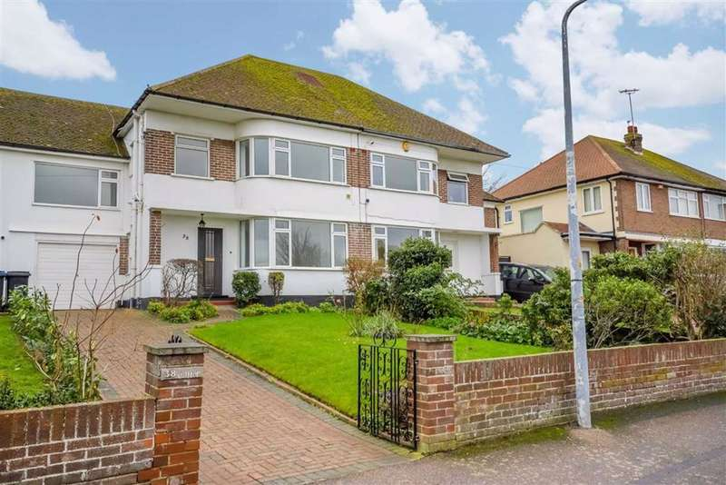 4 Bedrooms Terraced House for sale in Omer Avenue, Margate, Kent