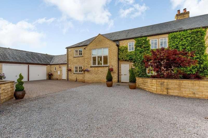 5 Bedrooms Semi Detached House for sale in Beech Villa, 6 Montagu Way