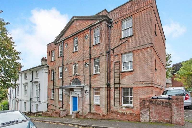 2 Bedrooms Ground Flat for rent in Clifton Road, Winchester