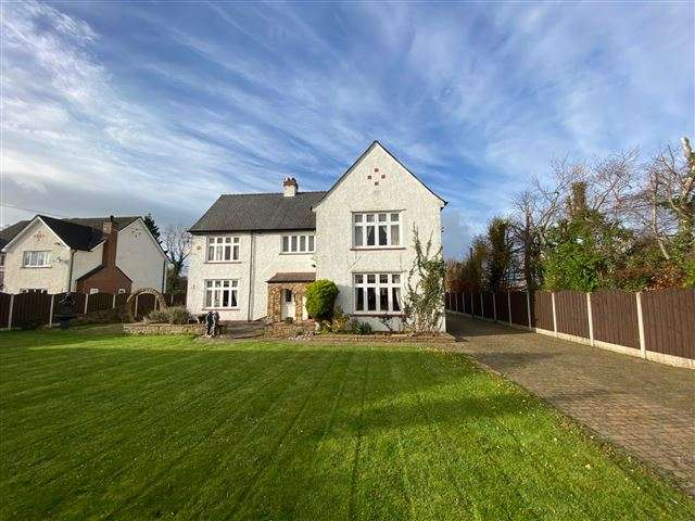 4 Bedrooms Detached House for sale in Wigton Road, Carlisle, Cumbria, CA2 6LA