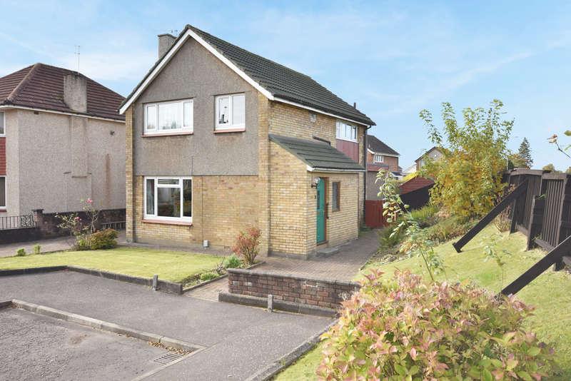 4 Bedrooms Detached House for sale in Rannoch Gardens, Bishopbriggs